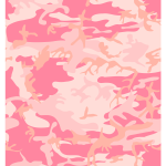 Pink Camo Pattern Clipart | Free Images #1022792 - PNG Images - PNGio