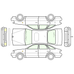 Image of a passenger vehicle