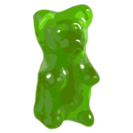 Halloween Candy Gummy