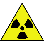 Nuclear warning sign