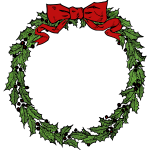 Christmas wreath-1575030044
