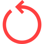 circular arrow red