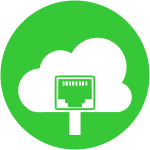 Ethernet connected cloud