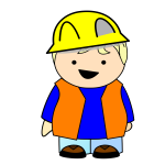 Construction child