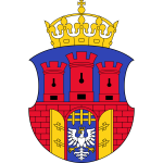 Vector image of coat of arms of Cracow City