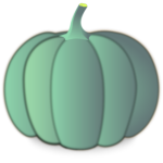 crown pumpkin