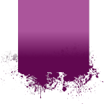 dbb purple ink background
