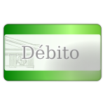 Debit Card Vector Icon