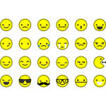 Emoticons and smileys