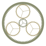 Epicyclic gearing