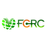 FCRC book logo vector drawing