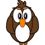 Image of Brown owl