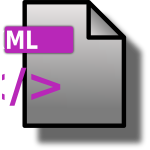 file icon xml