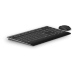 Computer keyboard and mouse vector drawing