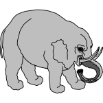 Elephant (filled)