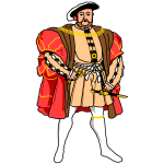 King Henry cartoon image