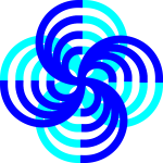icon infinite clover