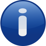 Information vector icon