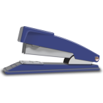 Blue Stapler vector graphics