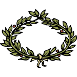 laurel crown