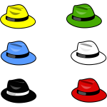 kattekrab Six Hats 1