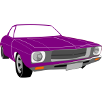 Vector clip art of Holden Kingswood car