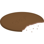 Cookie vector graphics
