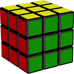 Rubik's riddle cube