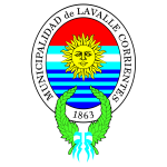 Shield of the Municipality of Lavalle