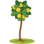 Lemon tree symbol