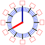 Learning Clock 1