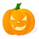 Pumpkin vector graphics