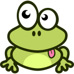 mathafix grenouille langue