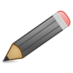 matt icons accessories text editor