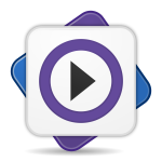 Media player icon image