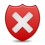 Low security icon