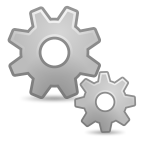 matt icons system run