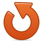 System upgrade icon