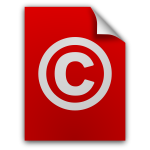 matt icons text x copying