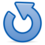 Refresh view icon