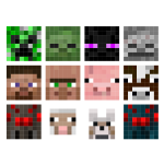 minecraft faces1