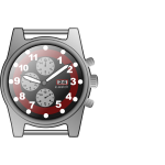 miniDave chronograph watch