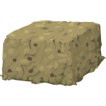 misc grade a earth block