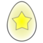 Easter egg (star)
