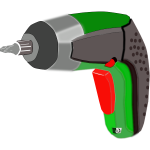 Screwdriver (battery-powered electric)