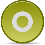 Neutral emblem icon