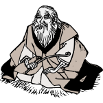 Old wise man