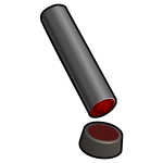 New hanko vector drawing