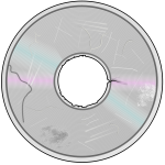 Damaged CD