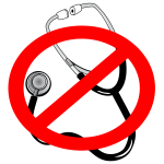 No doctors icon